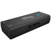 IK Multimedia iRig HD 2 - Guitar Interface for iOS, Mac and PC