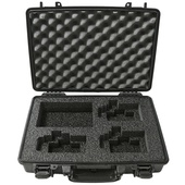 Paralinx Pelican 1470 Custom Case for Ace Transmitter/Receiver System (Black)