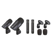 Tascam TM-DRUMS Drum Microphone package