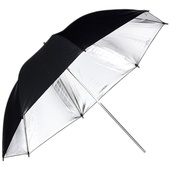 "Phottix 40"" Reflective Studio Umbrella (Silver)"