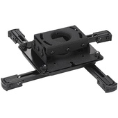 Chief RPAU Inverted LCD/DLP Projector Ceiling Mount (Black)