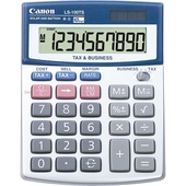 Canon LS100TS 10 Tilt Screen Mini Desktop Calculator