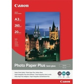 Canon SG-201 A3 Semigloss Photo Paper (20 Sheets)
