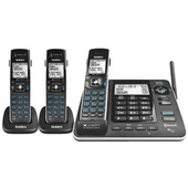 Uniden XDECT8355+2 Dual Mode Bluetooth Cordless Phone