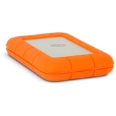 LaCie 1TB Rugged Thunderbolt USB 3.0 Portable External Hard Drive
