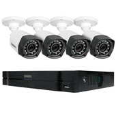 Uniden GCVR8H40 Guardian Hybrid Full HD DVR Security System