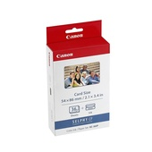 Canon KC-36IP Color Ink & Paper Set for CPSelect Compact Photo Printers