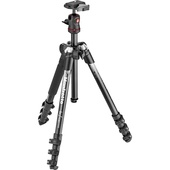 Manfrotto BeFree Color Aluminium Travel Tripod (Grey)