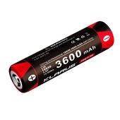 Klarus 18650 18GT-36 Li-Ion  Battery (3600mAh, 3.6V)