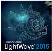 Lightwave by NewTek LightWave 2015 (EDU Pricing, Download)