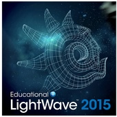 Lightwave by NewTek LightWave 2015 Upgrade for 1 Additional Seat (EDU Pricing, Download)