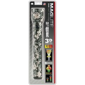 Maglite 3-Cell D LED Flashlight (Universal Camo)