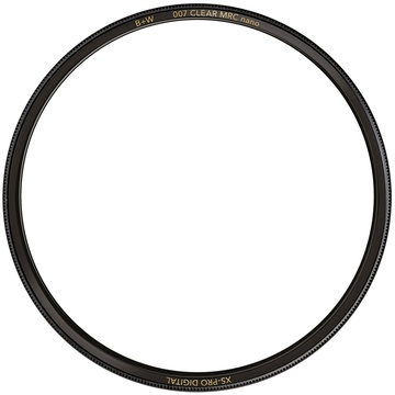 B+W 35.5mm XS-Pro Clear MRC-Nano 007 Filter
