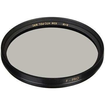 B+W 112mm F-Pro Kaesemann High Transmission Circular Polarizer MRC Filter