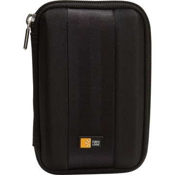 Case Logic QHDC-101 Portable Hard Drive Case (Black)