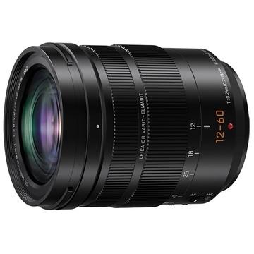 Panasonic Leica DG Vario-Elmarit 12-60mm F2.8-4.0, Power O.I.S Lens