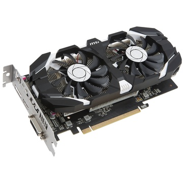 MSI GeForce GTX 1050 2GT OC Graphics Card