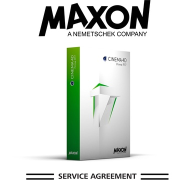 MAXON Service Agreement - Prime - 12 Months (Download)
