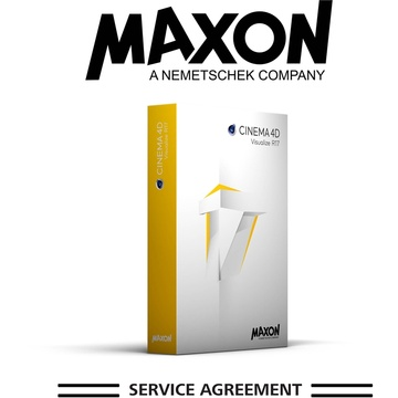 MAXON Service Agreement - Visualize - 24 Months (Download)