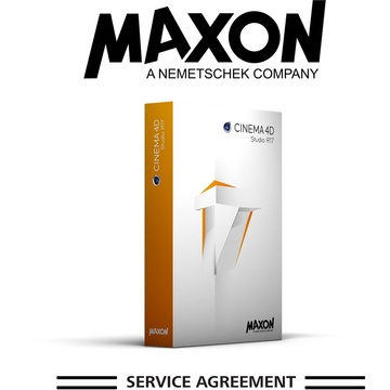 MAXON Service Agreement - Studio - 24 Months (Download)