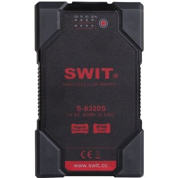SWIT 80Wh Heavy Duty Digital Li-ion Battery