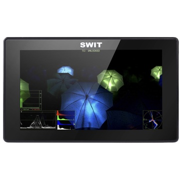 "SWIT S-1053F 5.5"" Full HD Waveform LCD Monitor"