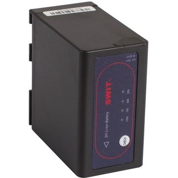 SWIT S-8845 47Wh Canon BP Series DV Camcorder Battery Pack