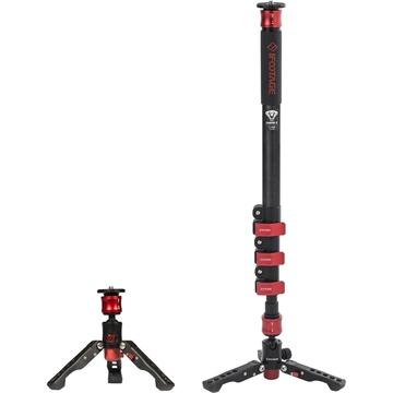 iFootage Cobra 2 C180 with Low Profile Tripod