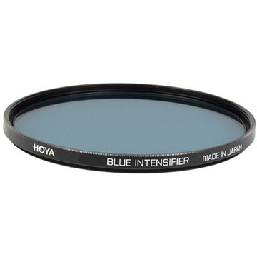 Hoya Blue Enhancer (Intensifier) Filter (55mm)