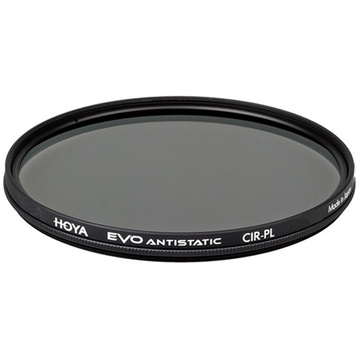 Hoya 55mm EVO Antistatic Circular Polarizer Filter