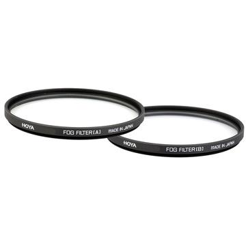 Hoya 72mm Fog Set (A&B) Effect Glass Filters