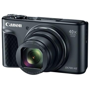 Canon PowerShot SX730 HS Compact Superzoom (Black)