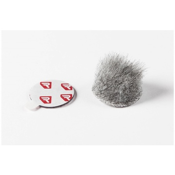 Rycote Overcovers Advanced, Wind Covers & Adhesive Mounts for Lavalier Mics (Grey)
