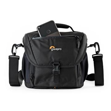 Lowepro Nova 170 AW II Shoulder Bag (Black)