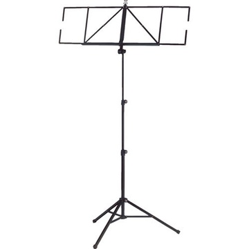 K&M 10062 Robby Exclusive Music Stand (Black)