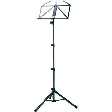K&M 10810 Starline Steel Music Stand (Black)