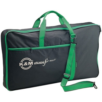 K&M 11450 Waterproof Carry Case for 118 Series Orchestra Music Stands (Black)