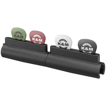 K&M 14510 Pick Holder (Black)