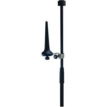 K&M 15225 Clarinet Holder (Black)