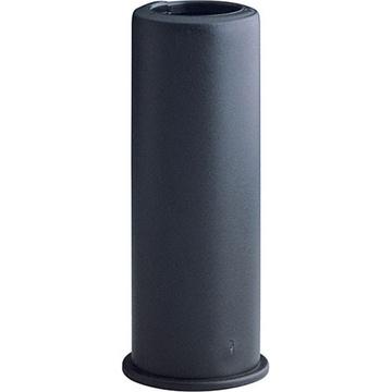 K&M 21326 Adapter Sleeve for Speaker Flange (Black)