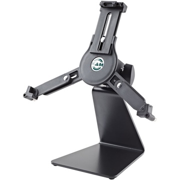 K&M 19792 Tablet PC Table Stand (Black)