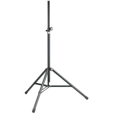 K&M 214/6 Adjustable Speaker Stand (Black)