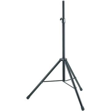 K&M 21436 Aluminum Speaker Stand (Black)