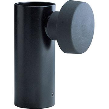 K&M 24528 Reducer Flange for Speaker Stand (Black)