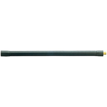 "K&M 11.8"" Goose-neck Flexible Extension (Black)"