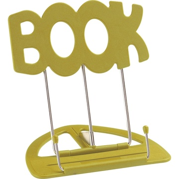 K&M 12440 Uni-Boy Book Stand (Yellow)