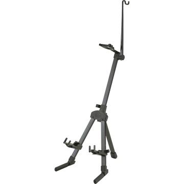 K&M 15530 Violin Stand (Black)