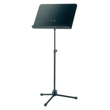 "K&M ""Topline"" Sheet Music Stand (Black)"