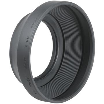 Nikon HR-2 52mm Screw-On Rubber Lens Hood