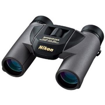 Nikon Sportstar EX 10X25 DCF Binoculars (Chargrey)